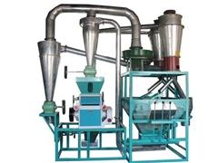 面粉机安装|莱芜面粉机|全友机械