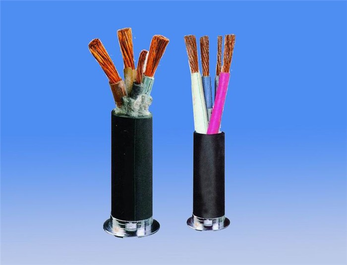 YZ二芯国标橡套软电缆报价