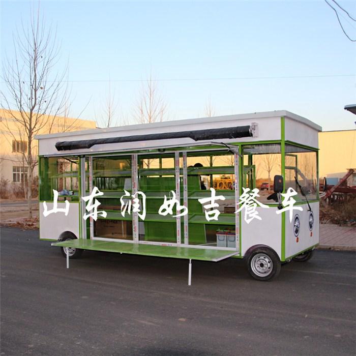 加热早餐车销售