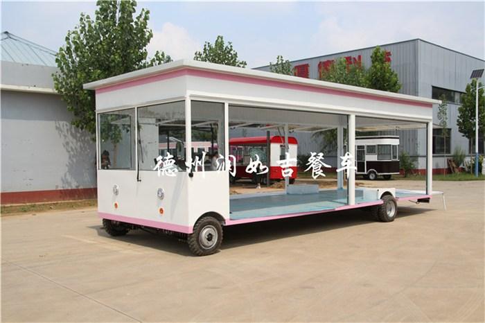 多功能餐车小吃车销售