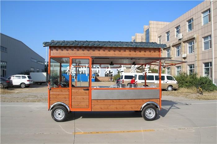 多功能餐车图片/多功能餐车样板图 (1)