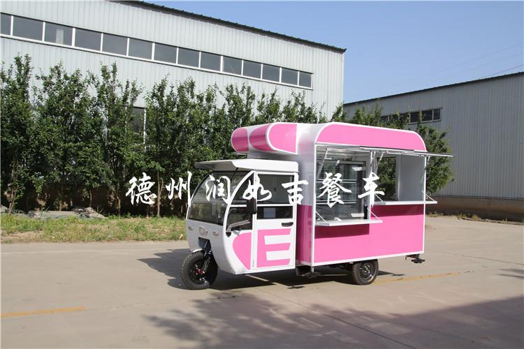 快餐多功能小吃车供应商批发销售