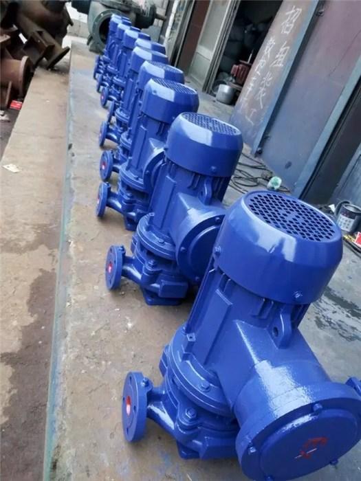 管道泵厂家_增压泵_管道增压泵ISG150-160