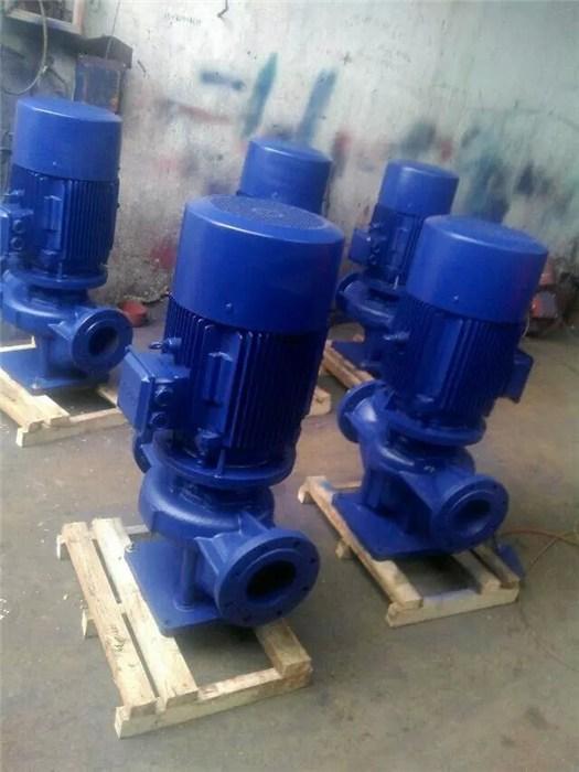 管道增压泵ISG150-160,增压泵,管道泵厂家
