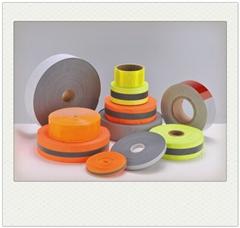 银光反光材料款式多样(图)_反光材料_反光材料