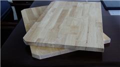 泰国橡胶木拼板报价