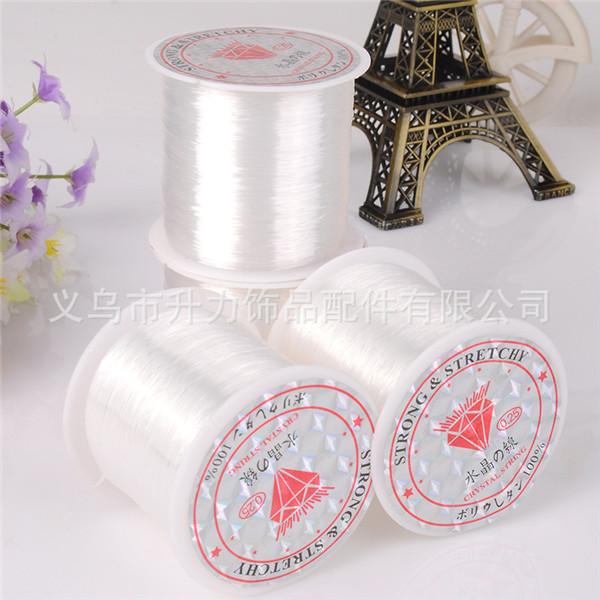 饰品尼龙渔丝线|升力工艺饰品线|鱼丝线