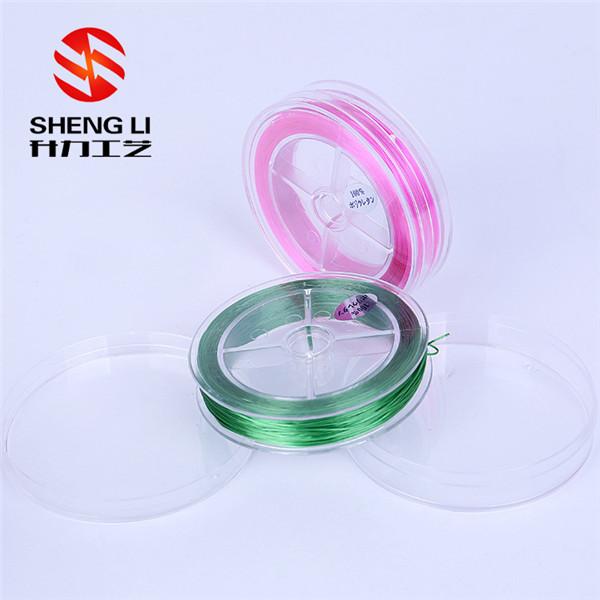 广州饰品尼龙渔丝线、升力工艺饰品线、渔丝线