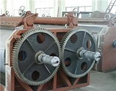 滚筒刮板干燥机,振协干燥,磷肥硫铵滚筒刮板干燥机