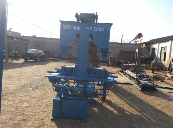 水泥制砖机械,鸿福模具(已认证),水泥制砖机