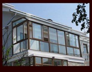 一楼封阳台图片/一楼封阳台样板图 (1)