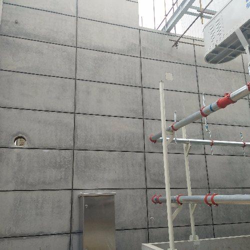 宇砼 地下管廊清水混凝土色差调整剂