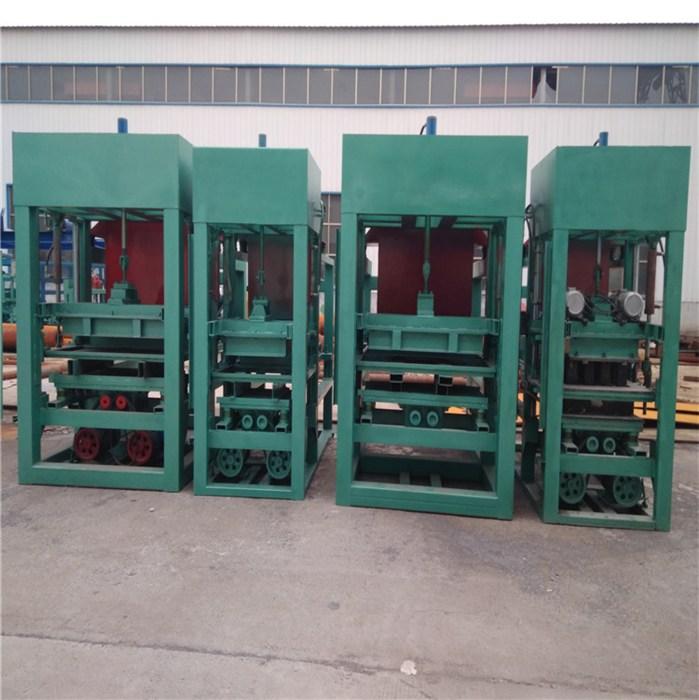 北京顺义小型水泥砖砖机 20砖机报价