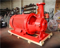 单级单吸消防泵报价