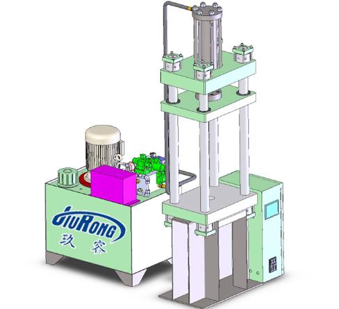 山西气液增压缸