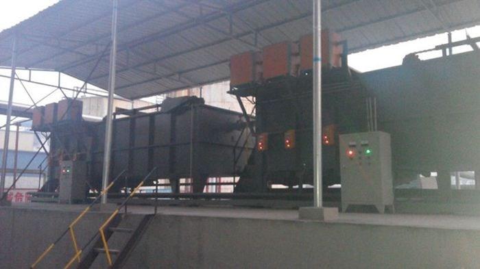 胶州市石油废水处理设备|金昊三扬环保|石油废水处理设备加工