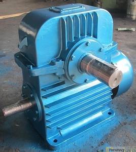 蜗杆减速机-WHX300蜗轮蜗杆减速机直 -伟鑫减速机